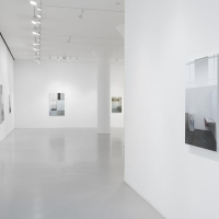 PAUL WINSTANLEY Installation view: Art School Mitchell-Innes & Nash, NY, 2015.