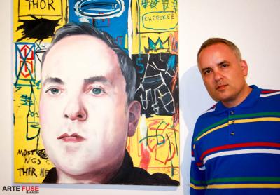 Artist Noah Becker