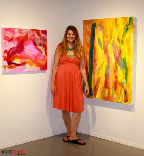 Artist Debra Drexel