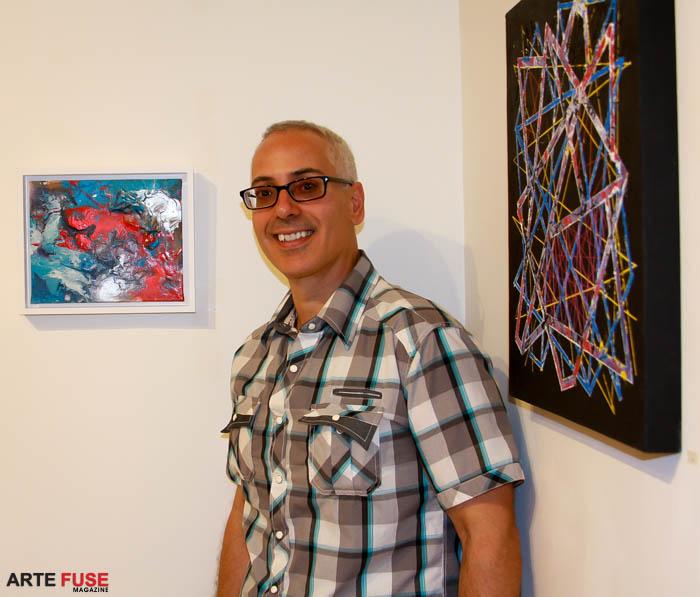 Artist Erick Sanchez