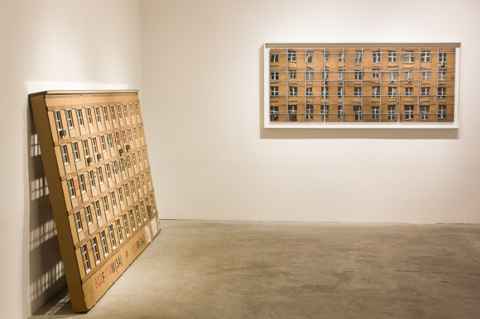 Revol: Unreal Estate at Jonathan Levine Gallery