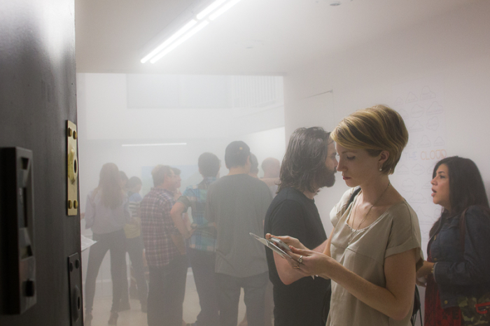 In The Cloud at Ethan Cohen Gallery