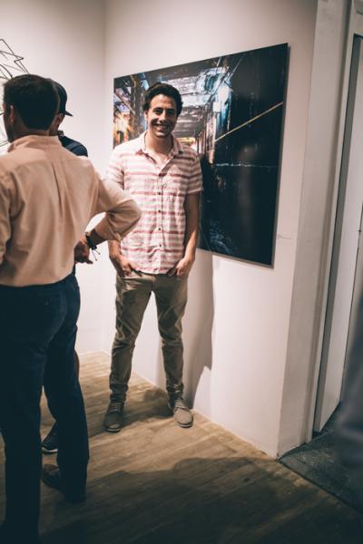 Artist Greg Berg