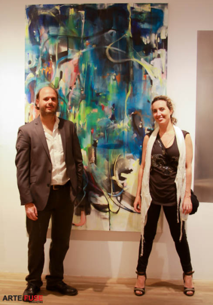 (R) Artist Vicky Barranguet