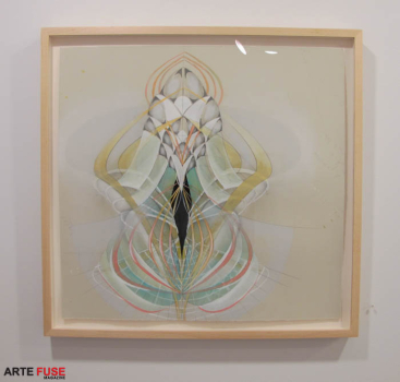Amy Myers Spectral Bond, Light as Spiral at McKenzie Fine Art (7)