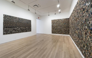 Elias Sime at James Cohan Gallery 5