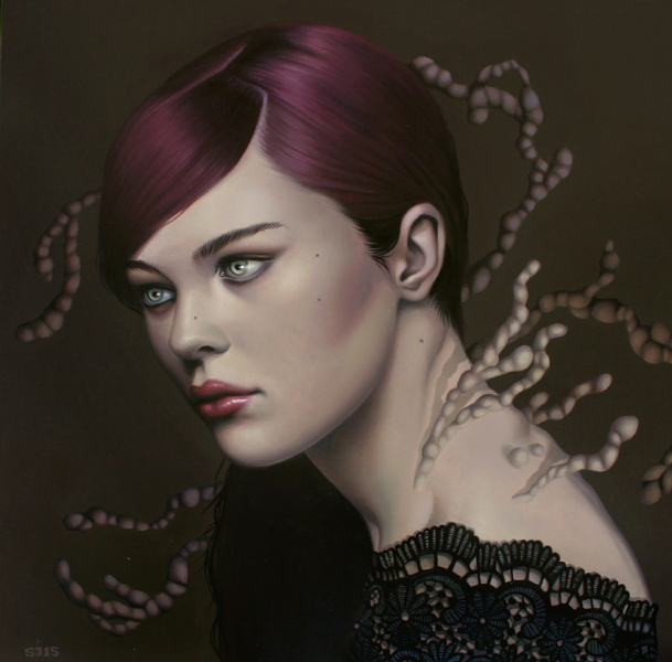 Sarah Joncas, In the blight, Last Rites Gallery
