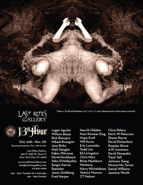 13th Hour Flyer