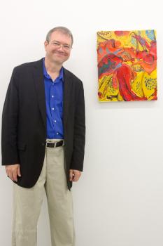 Artist Charles Andresen