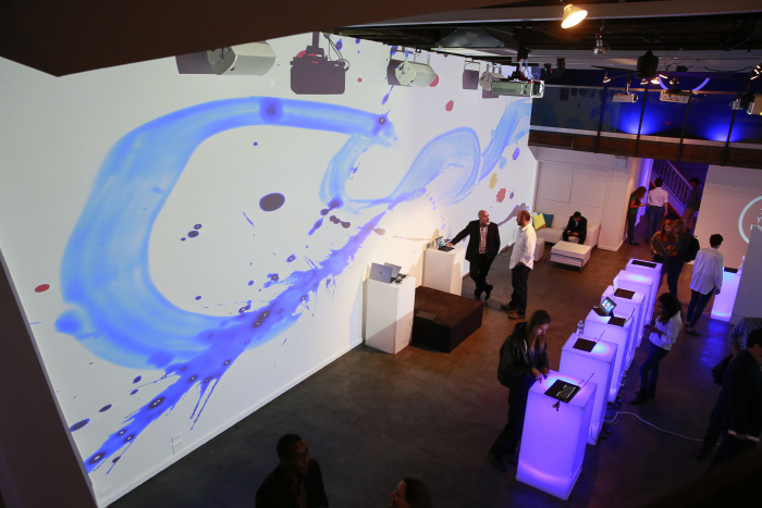seen at the Dell XPS Celebration Day at Lightbox Studio on Thursday, October, 8 2015 in New York. (Mark Von Holden/AP Images for Dell)
