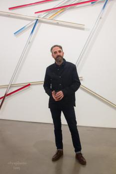 Artist Richard Galpin and his work