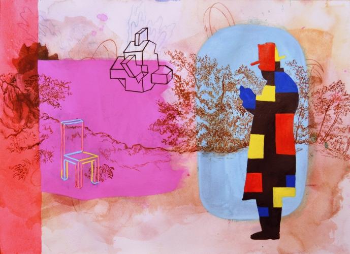 Bill Gusky at Galerie Protégé