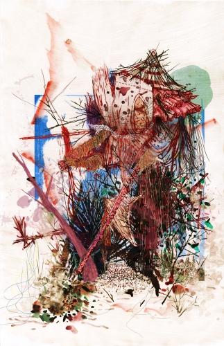 Eric Ramos Guerrero at Galerie Protégé