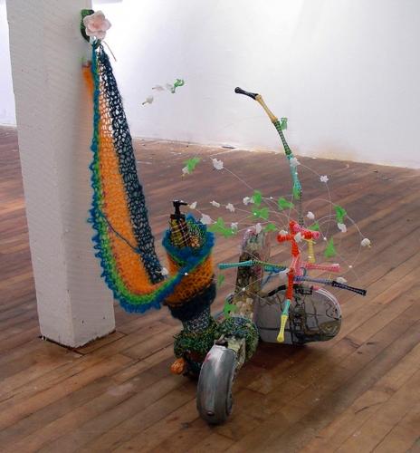Jeanne Tremel at Galerie Protégé
