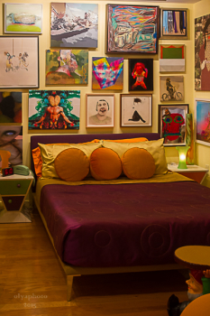 Living with Art in every room