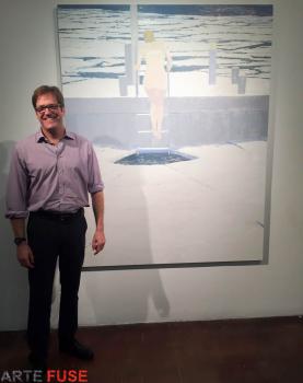 Artist Michael Meehan