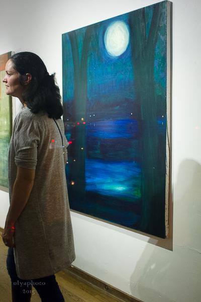 Mioonlight Madness on ART NIGHT