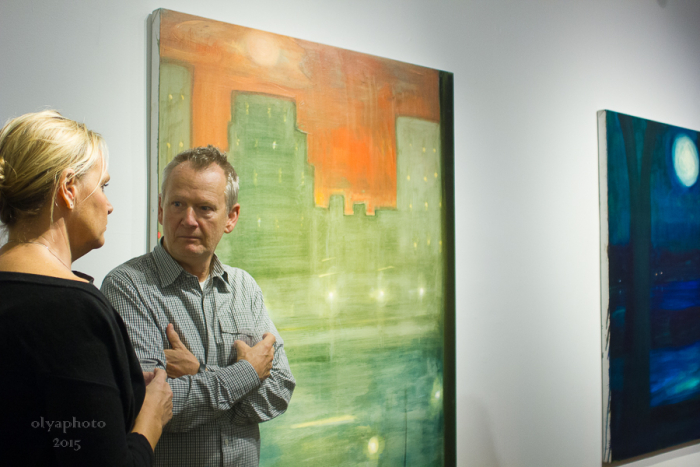 Serious Art shines a light for discussion