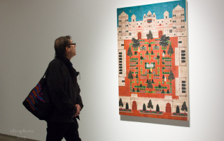 The Universe of Dan Hernandez at Kim Foster Gallery