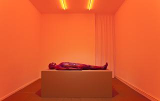 Exhibition view WOMB TOMB—Mariechen Danz, Tanja Wagner Gallery, Berlin, 2015 / Courtesy Galerie Tanja Wagner, Berlin