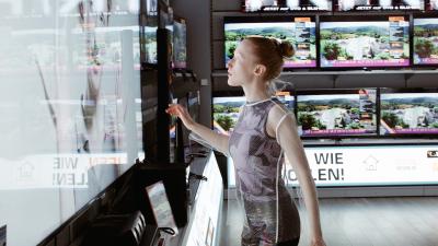 """Filmstill: Britta Thie """"4Kaskade"""", 2016."""