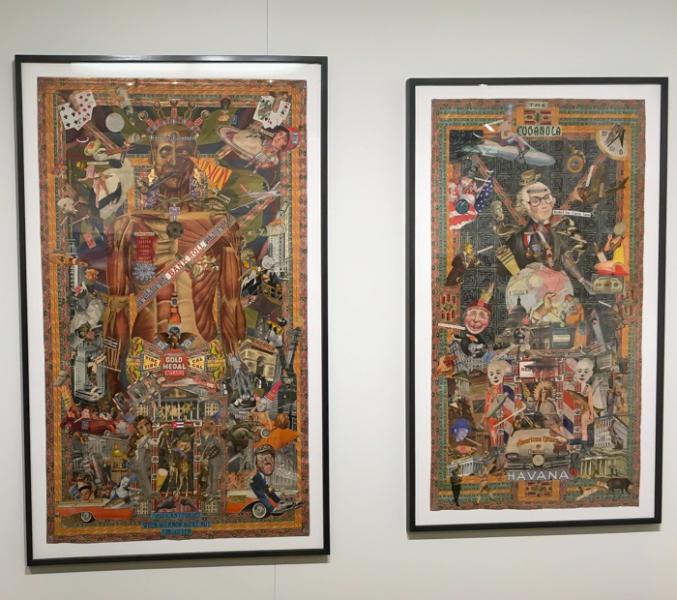 Felipe Jesus Consalvos at Fleisher/ Ollman Gallery