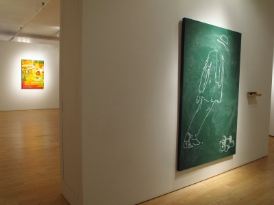 New Work, New York- Definitely New Wave of New Age at Woodward Gallery