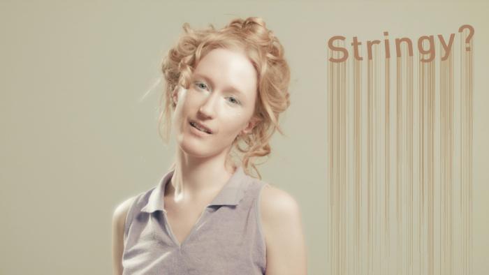 """Filmstill: Britta Thie """"SWISSS TROTTE - Dry Shampoo"""", 2015."""
