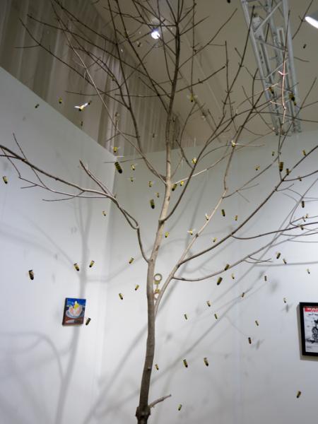 Charles Vincent Sabba at Y Gallery