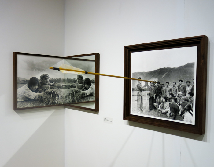 Cai Dongdong at Sun Klein gallery