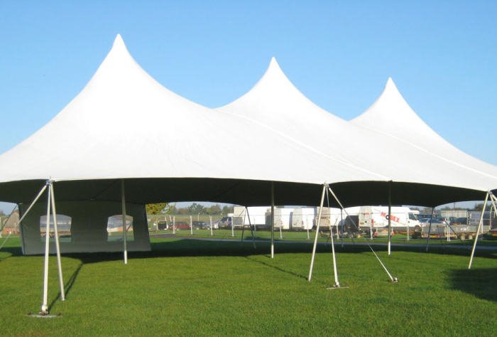 wedding canopy