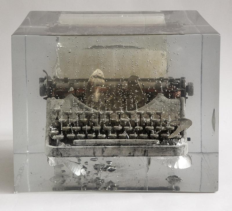 Keiko Miyamori - Typewriter #2