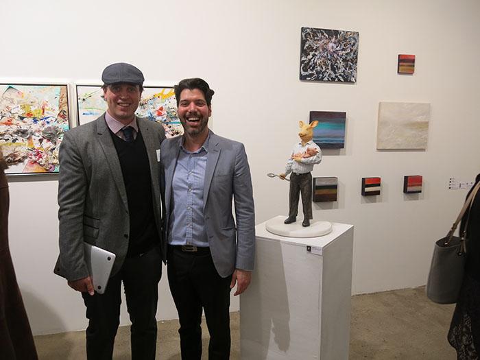 Alessandro Berni and Godni Amir