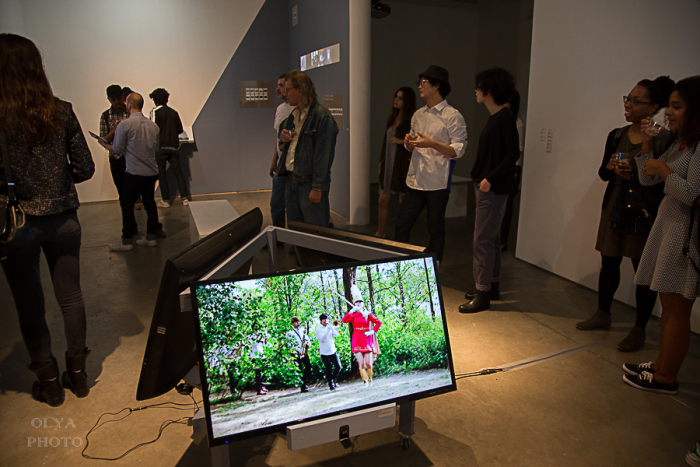 Video makes the Art Star at Doosan Gallery