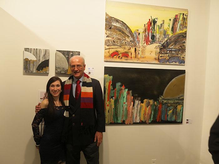 Ylenia Mino and Roberto Perotti
