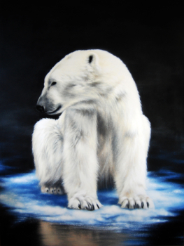 polar-bear-dry-ice