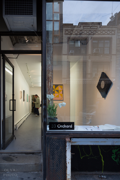 33 Orchard on Art Night