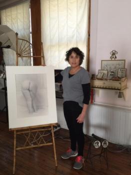 Artist Lynn Bianchi