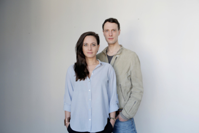 Ralf Dereich and Melina Volkmann, the founders of stusu.com