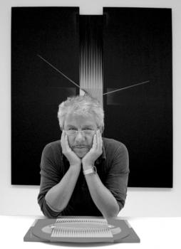 Artist Alberto Biasi