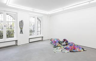 Exhibition view, The Cable Guys II, Future Gallery, Berlin, 2016, photo: Andrea Rosetti