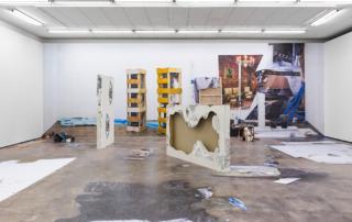 Exhibition view: Peles Empire – 1EYE 2EYES, at WENTRUP, Berlin / Courtesy the artist and Wentrup, Berlin / Photo: Trevor Good