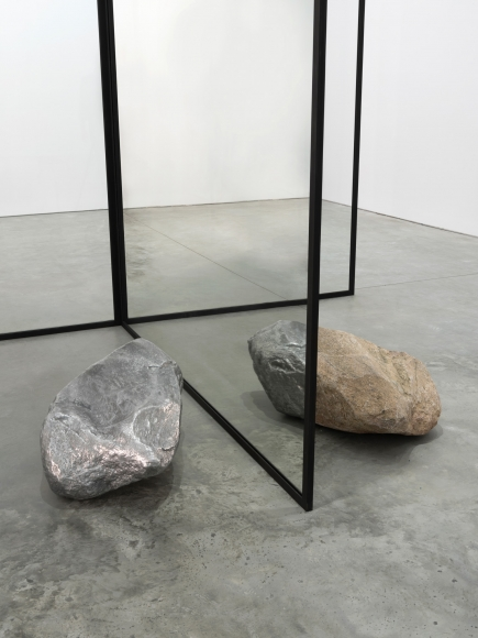 Alicja Kwade, Changed (fig. II), 2016