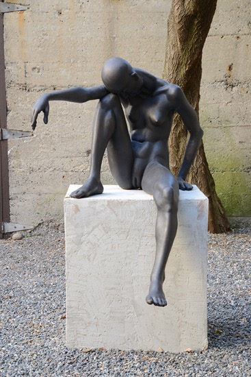 Jan Abt , untitled bronze