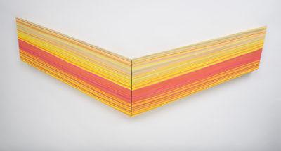 Orange Takes Flight, 2014, Courtesy the artist