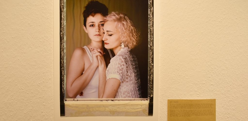 Where Love Is Illeagal by Robin Hammond at Jarvis Dooney Galerie