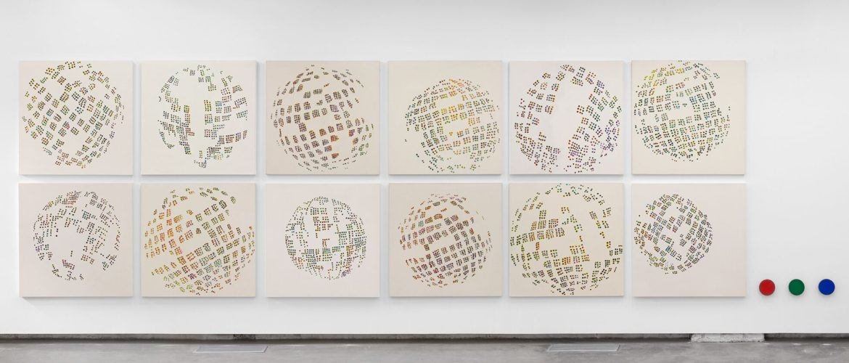 Work by Rochelle Feinstein