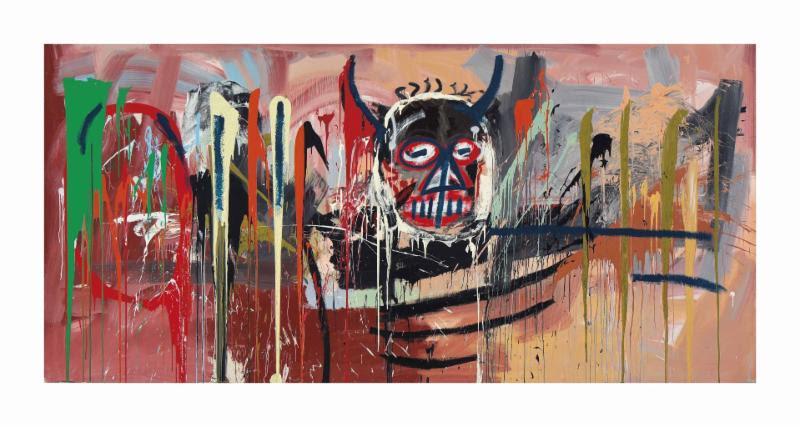 Untitled (1982) by Jean-Michel Basquiat