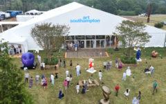 Art Southampton Installation views (Photo credit: Annie Watt and Steve Eichner/ AnnieWatt.com)