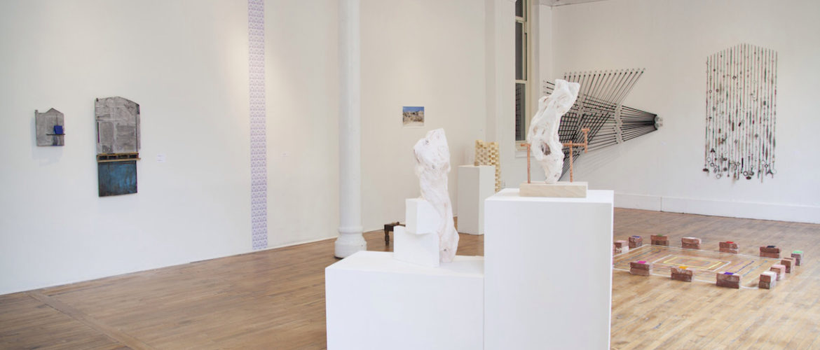 Installation View of A Room of One's Own: An Exhibition